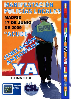 CARTEL MANI MADRID0